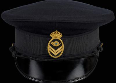 Uniformsmössa 1934