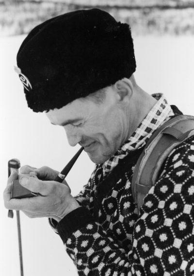 Nord 14: Lantbrevbärare Hugo Lundmark