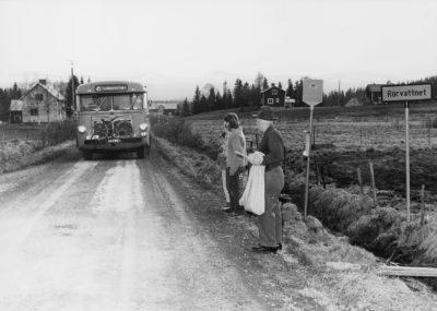 Nord 24: Bussen kommer