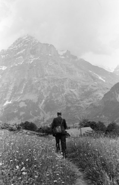 Resa 9: I Alperna