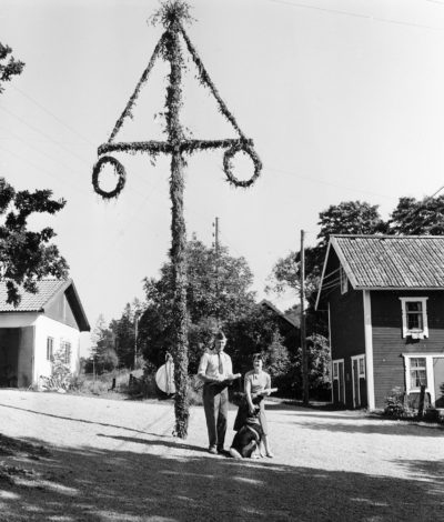 Syd 19: Posten kommer till Bammarboda gård