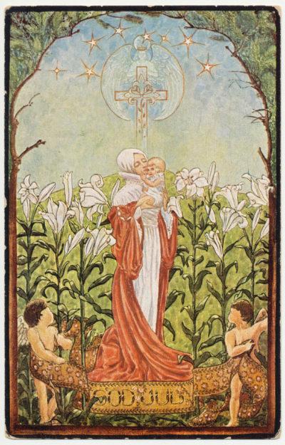 47 Madonnan och barnet