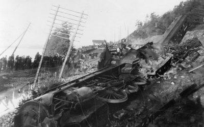 100 år sedan Getåolyckan