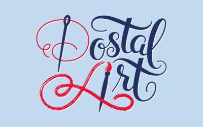 Guidad visning i Postal Art