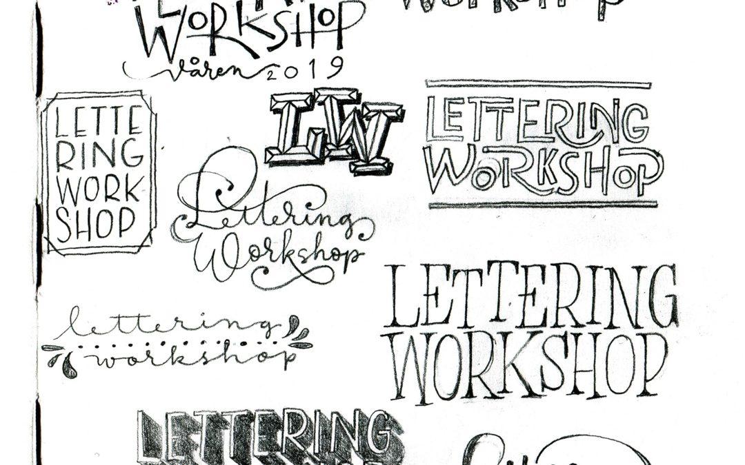 Lettering Worskhop