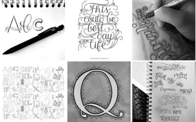 Lettering Workshop x 5