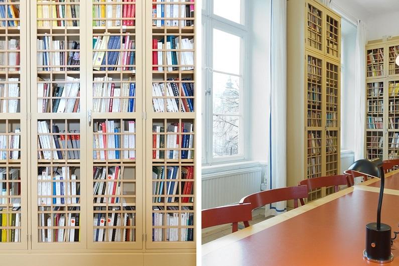 Biblioteks- och samlingsansvarig