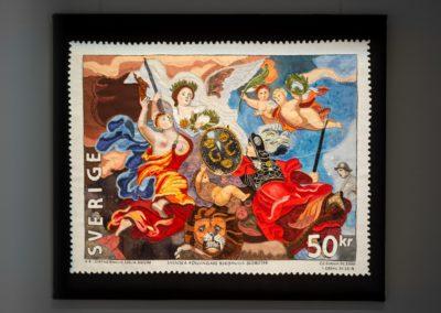 Postal Art - Skapande broderi