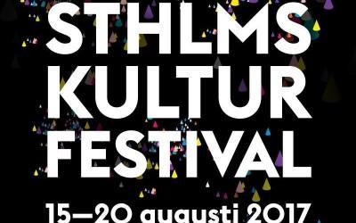 Lilla Posten på Kulturfestivalen