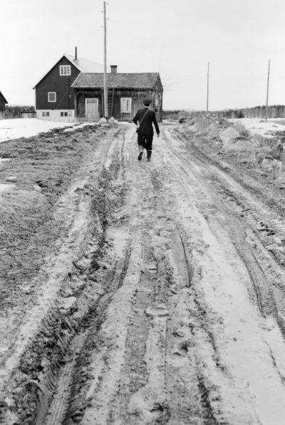 Nord 19: Till fots i lera