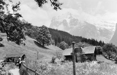 Resa 11: Matdags i Grindelwald