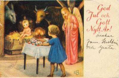 49 Jesusbarnets födelsedag