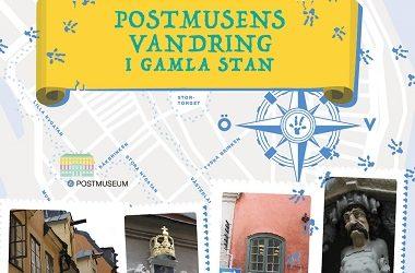 Postmusens vandring i Gamla stan