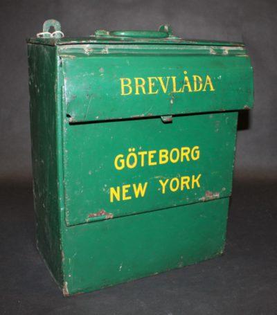 Brevlåda 26 Göteborg – New York